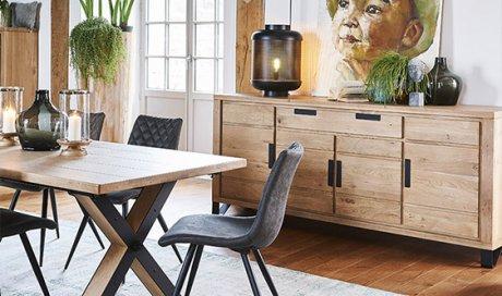 Magasin de meuble à Rieux